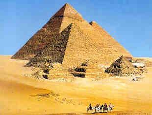 Arbeitsblatt zu Pyramiden